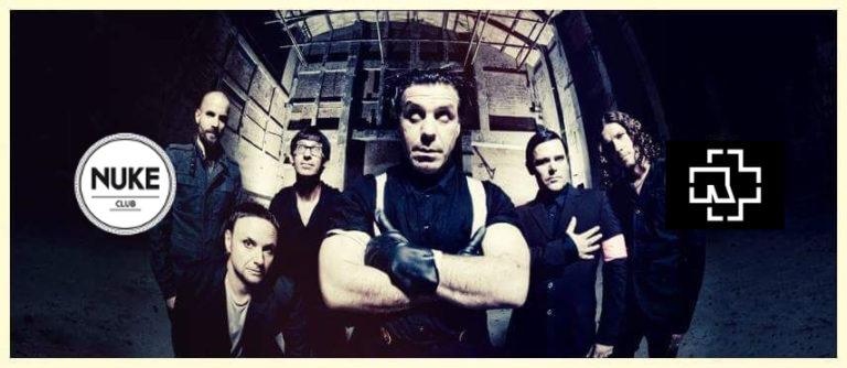 Rammstein - Nuke Club Berlin
